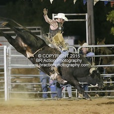 Kyabram APRA Rodeo - Open Bull Ride - Sect 1