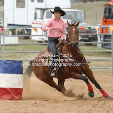 Merrijig APRA Rodeo 2015 - Barrel Race - Slack 1