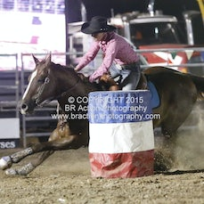 Merrijig APRA Rodeo 2015 - Barrel Race - Sect 1