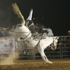 Merrijig APRA Rodeo 2015 - Saddle Bronc - Sect 2