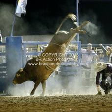 Merrijig APRA Rodeo 2015 - Bull Ride - Sect 1