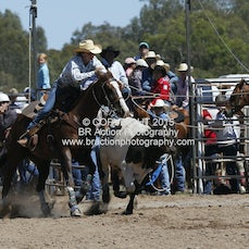 Chiltern APRA Rodeo 2015 - Breakaway Roping - Slack 1
