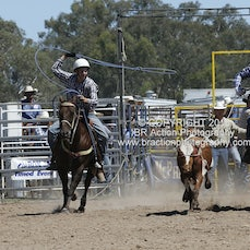 Chiltern APRA Rodeo 2015 - Team Roping - Slack 1