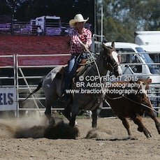 Chiltern APRA Rodeo 2015 - Breakaway Roping - Slack 2