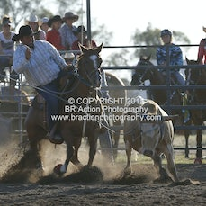 Chiltern APRA Rodeo 2015 - Rope & Tie - Sect 1