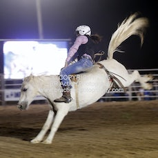Chiltern APRA Rodeo 2015 - Junior Pony Bareback