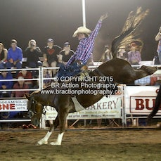 Chiltern APRA Rodeo 2015 - Saddle Bronc - Sect 2