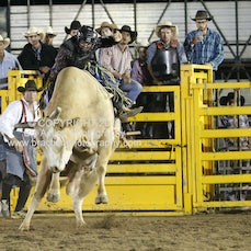 Chiltern APRA Rodeo 2015 - Open Bull Ride