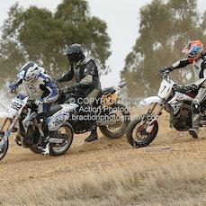 Race 1 - Moto RR ( short track - Dirt / sealed)