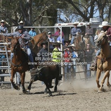 Great Western APRA Rodeo 2015 - Team Roping - Slack 2