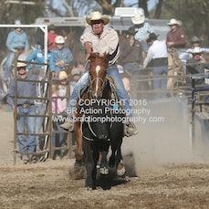 Great Western APRA Rodeo 2015 - Steer Roping - Sect 1