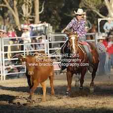 Great Western APRA Rodeo 2015 - Breakaway Roping - Sect 1