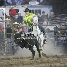 Great Western APRA Rodeo 2015 - Steer Roping - Sect 2