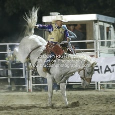 Great Western APRA Rodeo 2015 - Saddle Bronc Re-Ride