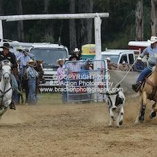 Buchan APRA Rodeo 2015 - Team Roping - Sect 1