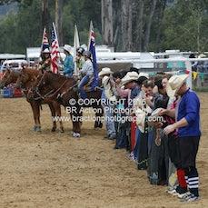 Buchan APRA Rodeo 2015 - Grand Entry