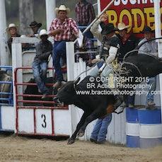 Buchan APRA Rodeo 2015 - Open Bull Ride - Sect 2