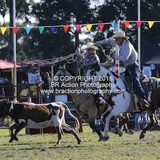 Lang Lang APRA Rodeo 2015 - Team Roping - Slack 1