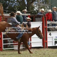 Lang Lang APRA Rodeo 2015 - Open Bareback - Sect 1