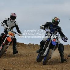 Rd 5 - Race 1 - 4 Laps - Moto RR (short track - DirtSealed)