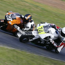 Rd 5 - Race 5 - 4 Laps - Formula 400 & George Carrick Mem