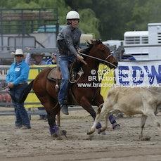Warwick Rodeo 2015 - Junior Breakaway - Sect 1