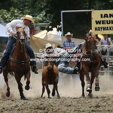 Steer Wrestling - Sect 1