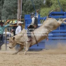 2nd Div Bull Ride - Slack 1