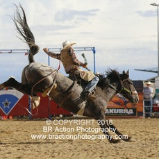 2nd Div Saddle Bronc - Sect 1