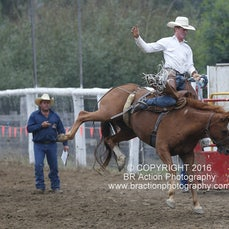 Open Saddle Bronc - Sect 2 - Reride
