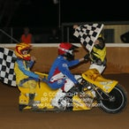 Andrew Cleave & Dave Power Junior Sidecar Cup