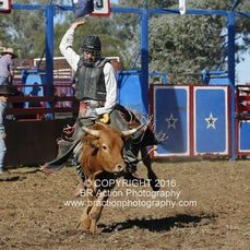Junior Steer Ride - Sect 2