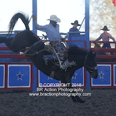 Open Saddle Bronc - Sect 1 Reride