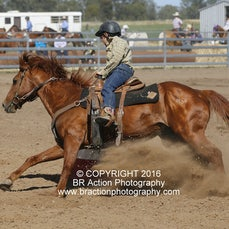 Sweetwater Ranch - Junior Barrels