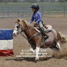 Sweetwater Ranch 2016 - 8 & Under Barrels