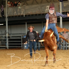Junior Steer Ride
