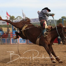 Open Saddle Bronc - Sect 1 - Reride