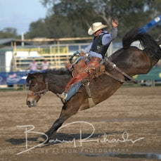 Saddle Bronc - Round 4