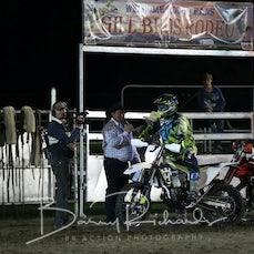 Bikes v Horses Barrel Race