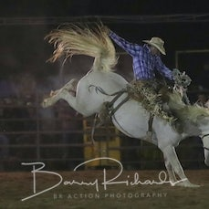 Open Saddle Bronc - Sect 2