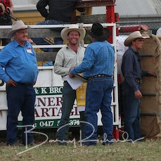 Open Saddle Bronc - Sect 2 & Presentation