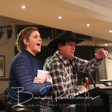 Auction - Charlie Clancy, Nicole & Bruce Marsh