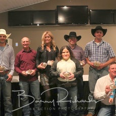 Group Photos - Trophy & Buckle Winners