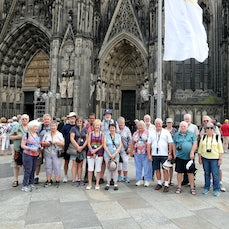 Day 13 - Koblenz to Cologne - 30 May 2017