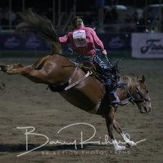 Saddle Bronc - Rd 2