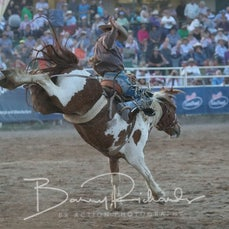 2nd Div Saddle Bronc - Feature Horse