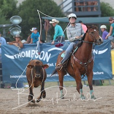 Junior Breakaway Roping - Sect 2