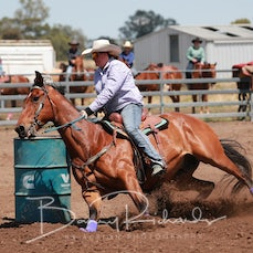 Open Barrel Race - Saturday