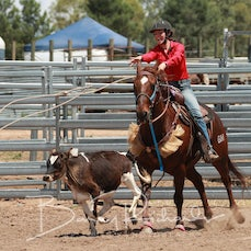 Junior Breakaway Roping - Rd 1 - Saturday