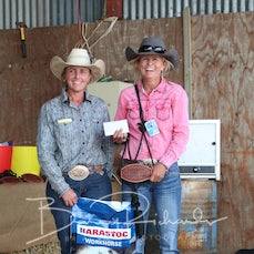 Sweetwater Barrel Race Presentations - Sunday